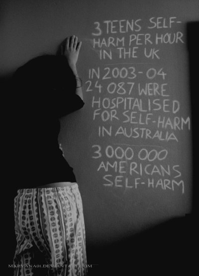 BPD and Self Harm « On The Borderline's Blog